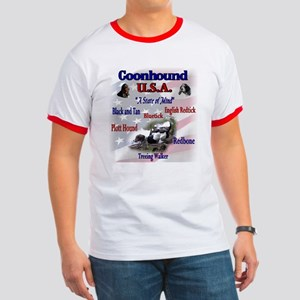 Coonhound USA Ringer T