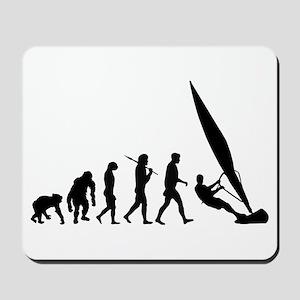 Windsurfer Evolution Mousepad
