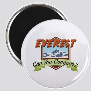 Conquer Everest Magnets