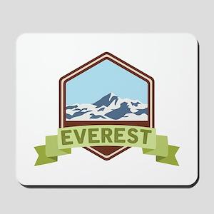 Mount Everest Mousepad