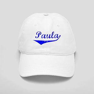 Paula Vintage (Blue) Cap
