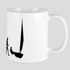 Sailing Evolution 11 oz Ceramic Mug
