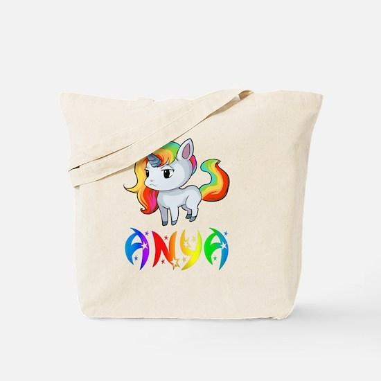 Unique Anya Tote Bag