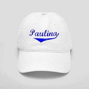 Paulina Vintage (Blue) Cap