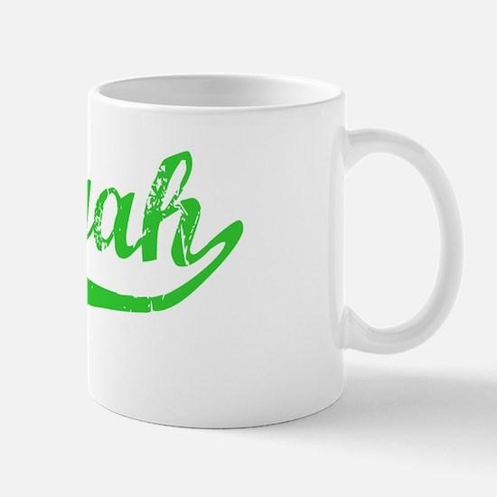 Saniyah Vintage (Green) Mug