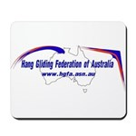 HGFA Logo 1 Mousepad