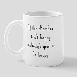 Banker Mug