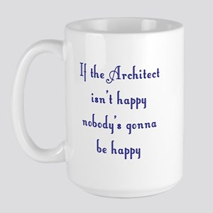 Architect Large Mug