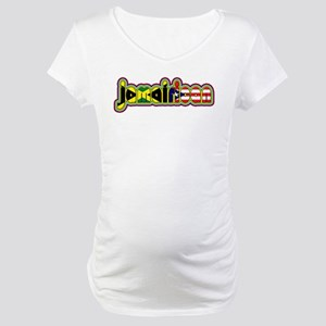 Jamairican Maternity T-Shirt