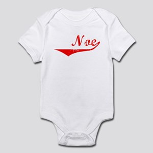 Noe Vintage (Red) Infant Bodysuit