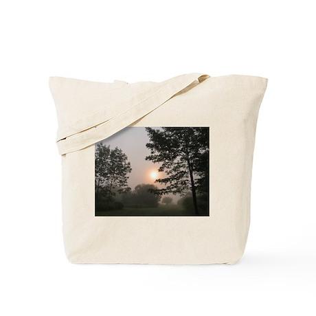 Peekin' Through / AnDix Indexing Tote Bag