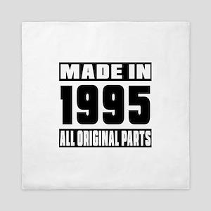 Made In 1995 Queen Duvet