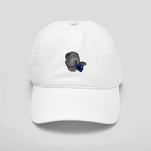 Blue Shar Pei Cap