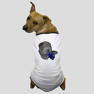 Blue Shar Pei Dog T-Shirt