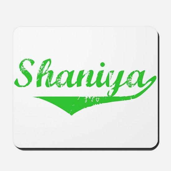 Shaniya Vintage (Green) Mousepad