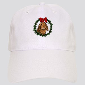 Christmas Rabbit Cap