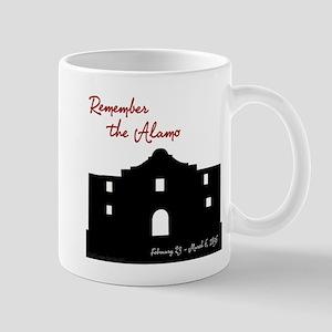 Remember the Alamo Mug