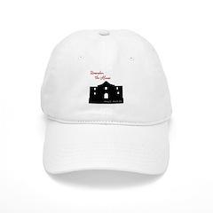 Remember the Alamo Baseball Cap