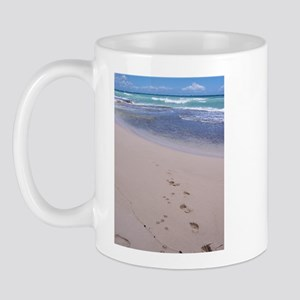 Hawaiian Footprints Mug
