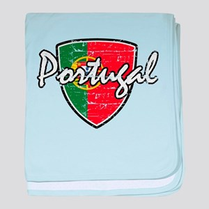 Portugal designs baby blanket