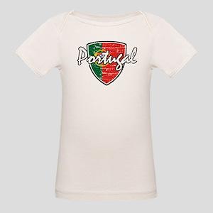 Portuguese distressed Flag T-Shirt
