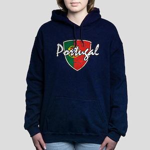 Portugal designs Women's Hooded Sweatshirt