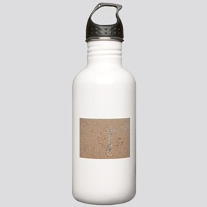 arrow on beach Stainless Water Bottle 1.0L