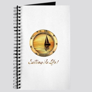 Sailing is Life 1 Journal