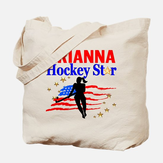FIELD HOCKEY Tote Bag