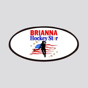 FIELD HOCKEY Patch