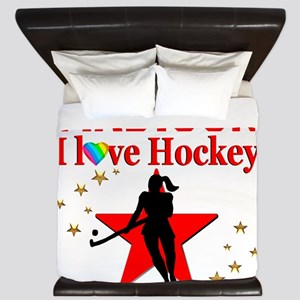 FIELD HOCKEY King Duvet