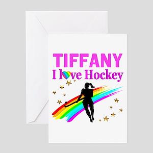 FIELD HOCKEY Greeting Card