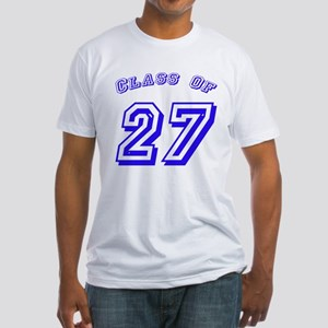 Class Of 27 Fitted T-Shirt