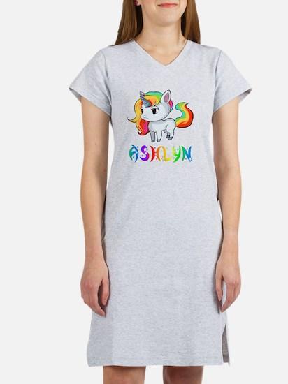 Funny Ashlyn Women's Nightshirt