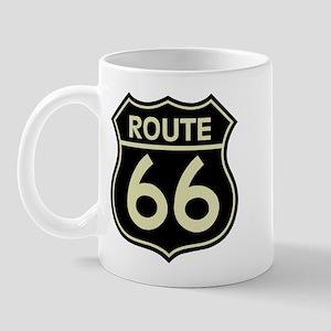 Retro Route 66 Mug
