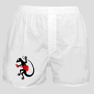 Gecko Guitar Boxer Shorts