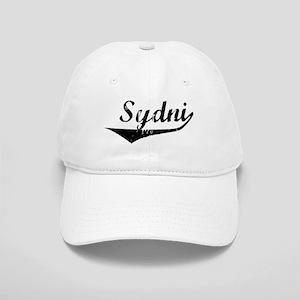 Sydni Vintage (Black) Cap