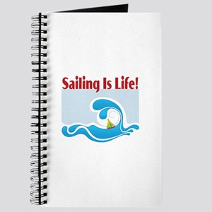 Sailing Is Life 2 Journal