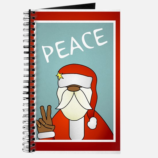 Peace Out Santa Journal
