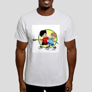Lacrosse #4 Light T-Shirt