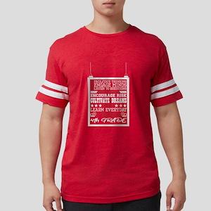 I Engage Minds Learn Everyday I Teach 1st T-Shirt