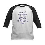 Blogging This Baseball Jersey