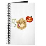 Wee Hamish Highland Cow Halloween Journal