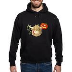 Wee Hamish Highland Cow Halloween Hoody