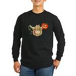 Wee Hamish Highland Cow Halloween Long Sleeve T-Sh