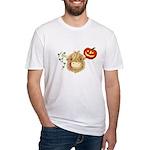 Wee Hamish Highland Cow Halloween T-Shirt