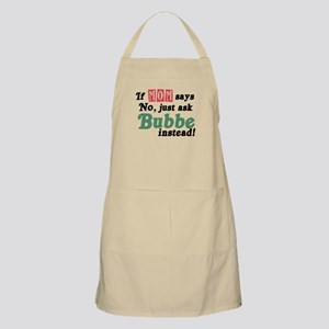Just Ask Bubbe! BBQ Apron