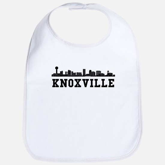 Knoxville TN Skyline Bib