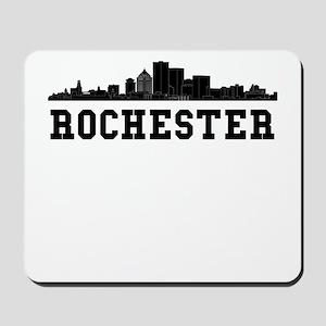 Rochester NY Skyline Mousepad