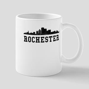 Rochester NY Skyline Mugs